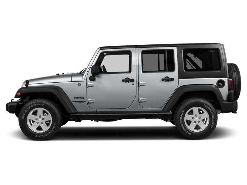 2015 Jeep Wrangler Unlimited Sport Exterior Shot 7