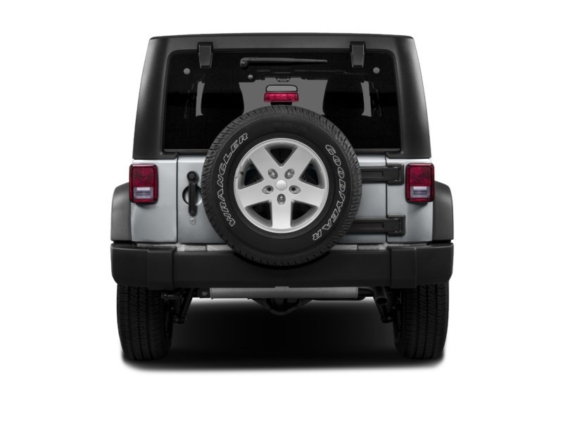 2015 Jeep Wrangler Unlimited Sport Exterior Shot 8
