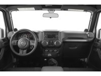 2015 Jeep Wrangler Unlimited Sport Interior Shot 7
