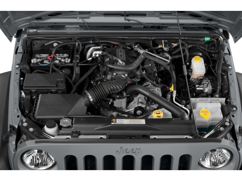 2015 Jeep Wrangler Unlimited Sport Exterior Shot 3