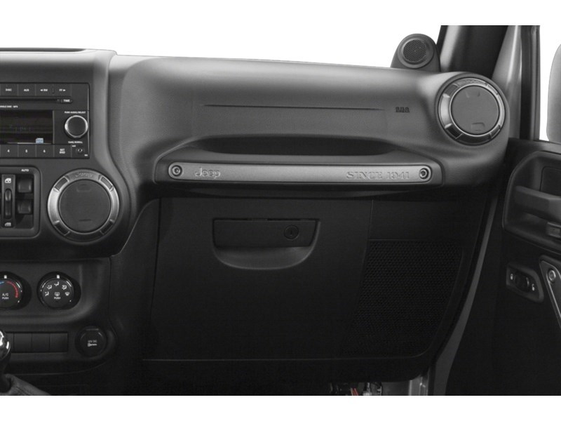 2015 Jeep Wrangler Unlimited Sport Interior Shot 1