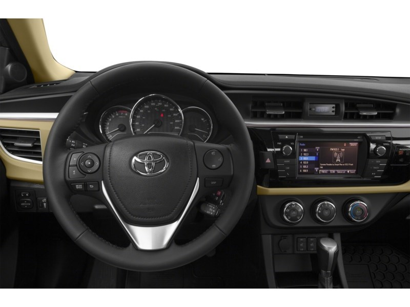 2014 Toyota Corolla LE AUT0 ***MANAGERS SPECIAL*** Interior Shot 3