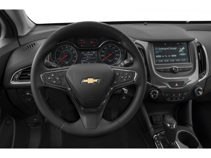 2017 Chevrolet Cruze LT  - Bluetooth -  SiriusXM - $46.38 /Wk Interior Shot 3