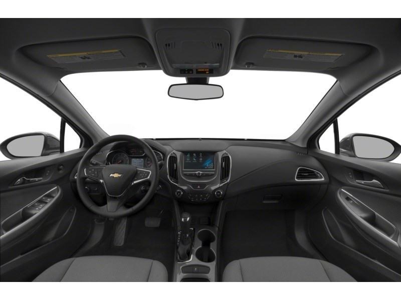 2017 Chevrolet Cruze LT  - Bluetooth -  SiriusXM - $46.38 /Wk Interior Shot 6