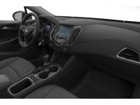 2017 Chevrolet Cruze LT  - Bluetooth -  SiriusXM - $46.38 /Wk Interior Shot 1