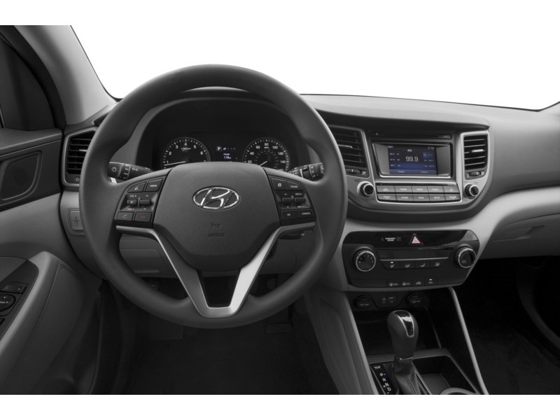 2017 Hyundai Tucson Base Interior Shot 3