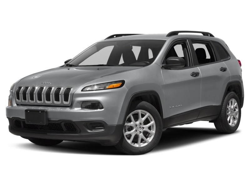 2015 Jeep Cherokee Sport 4X4 | V6, Heated Seats & Steering, Rear Cam Exterior Shot 1
