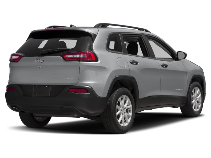 2015 Jeep Cherokee Sport 4X4 | V6, Heated Seats & Steering, Rear Cam Exterior Shot 2
