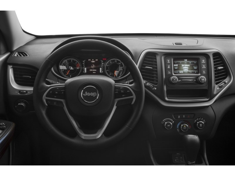 2016 Jeep Cherokee Sport Interior Shot 3