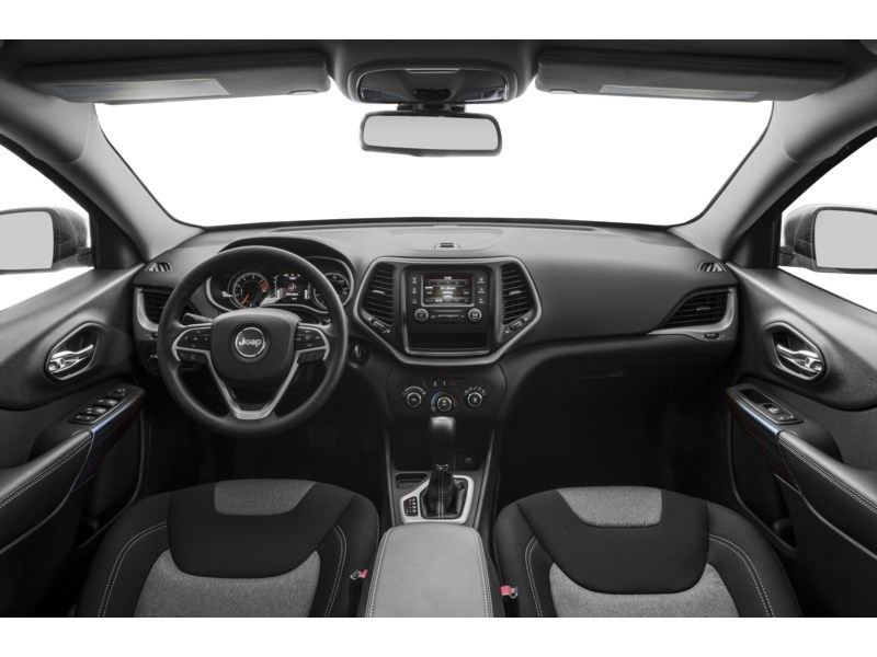 2016 Jeep Cherokee Sport Interior Shot 6