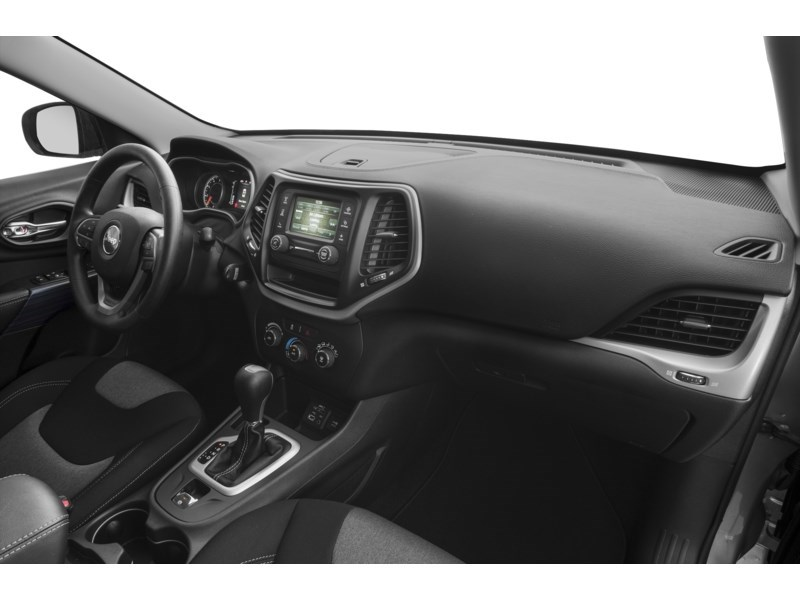 2016 Jeep Cherokee Sport Interior Shot 1