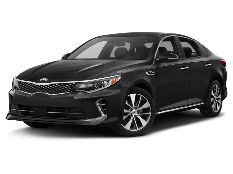 2018 Kia Optima SXL Turbo Exterior Shot 1