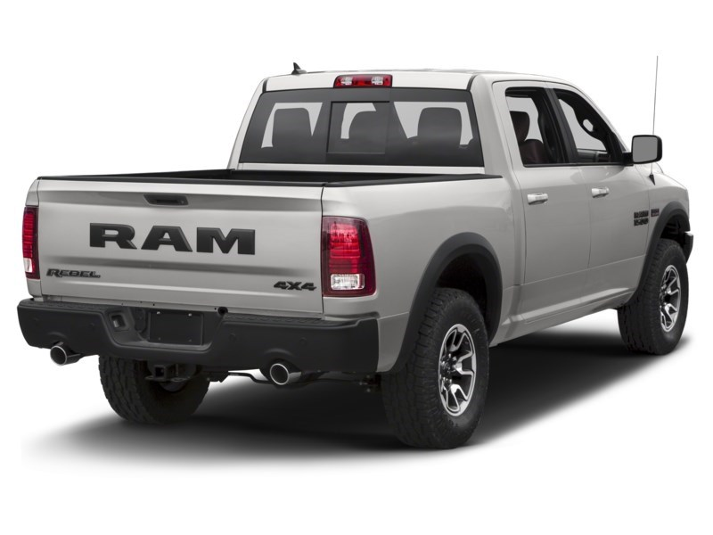 2018 RAM 1500 Rebel Exterior Shot 2