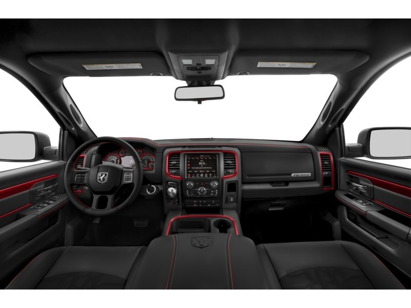 2018 RAM 1500 Rebel Interior Shot 6