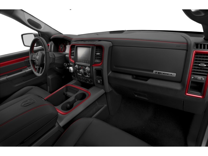 2018 RAM 1500 Rebel Interior Shot 1