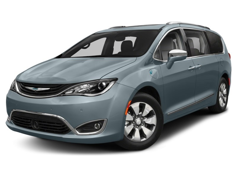 2018 Chrysler Pacifica Hybrid Touring Plus Exterior Shot 1