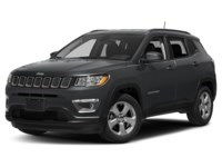 2018 Jeep Compass Limited Exterior Shot 1
