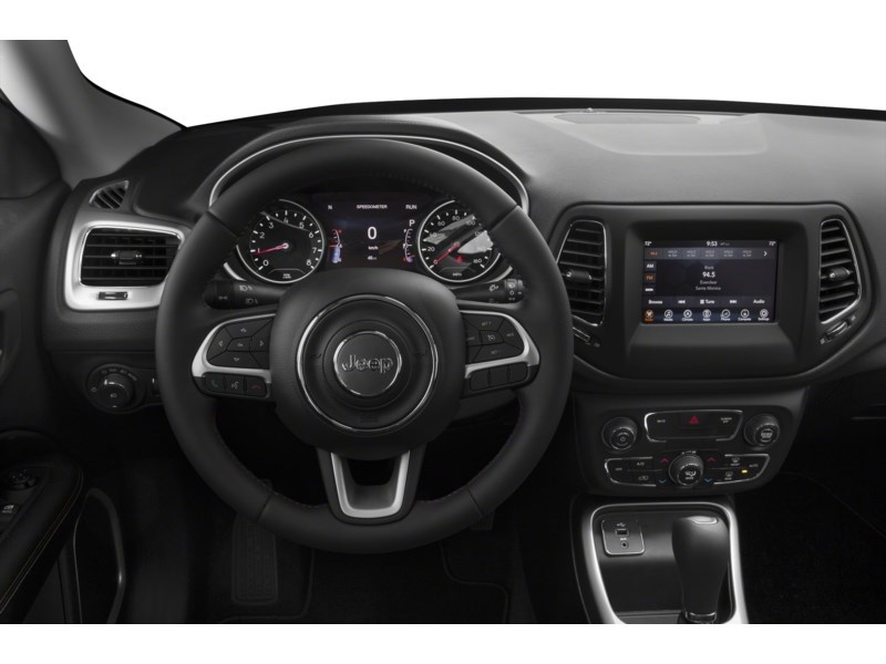 2018 Jeep Compass Limited Interior Shot 3