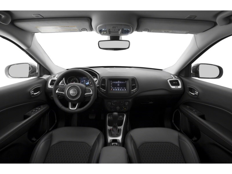 2018 Jeep Compass Limited Interior Shot 6