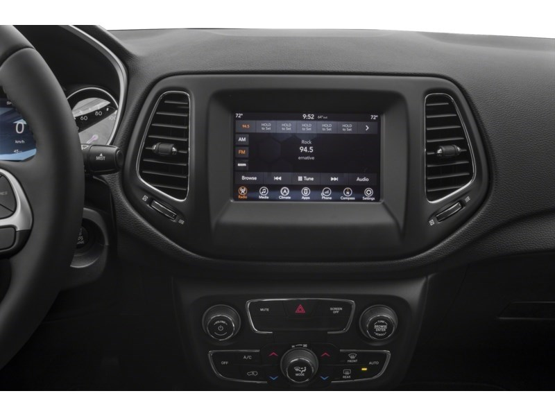 2018 Jeep Compass Limited Interior Shot 2