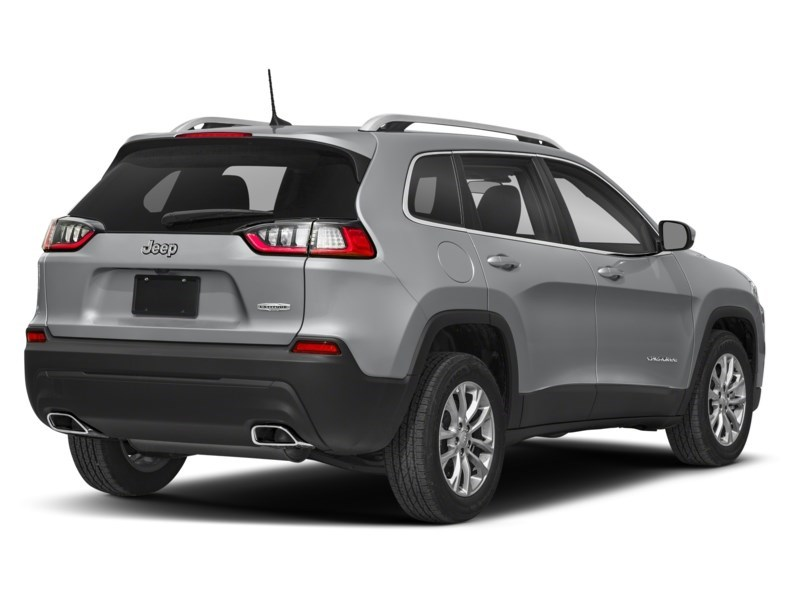 2019 Jeep Cherokee Trailhawk Exterior Shot 2