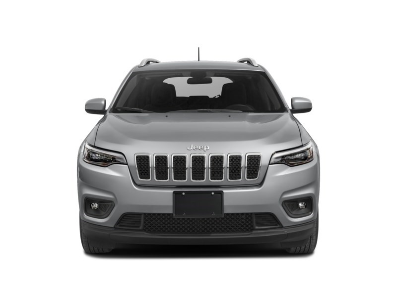 2019 Jeep Cherokee Trailhawk Exterior Shot 5