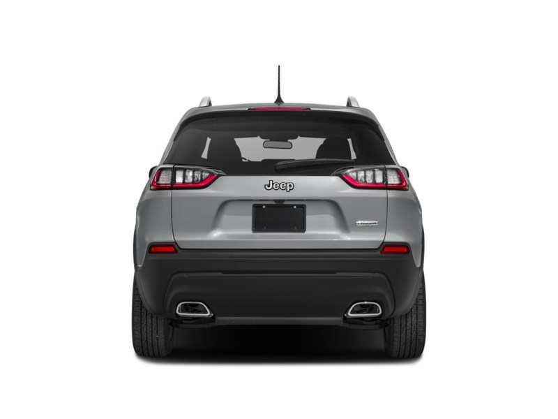 2019 Jeep Cherokee Trailhawk Exterior Shot 7