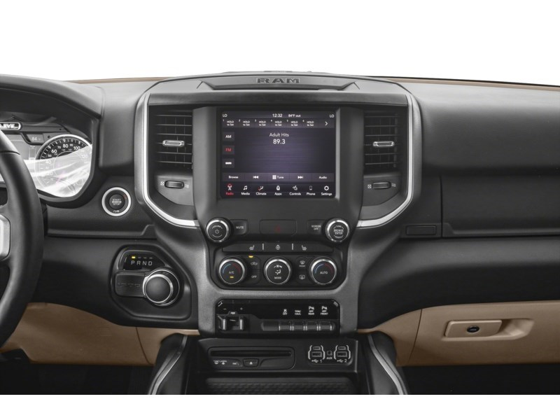 2019 RAM 1500 Big Horn Interior Shot 2