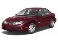 2003 Pontiac Sunfire SL Maple Red Metallic  Shot 2
