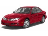 2003 Pontiac Sunfire SL Victory Red  Shot 4