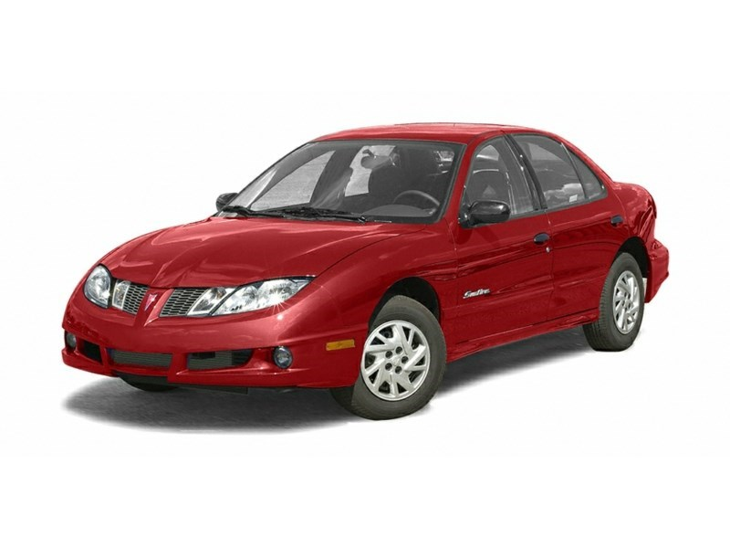2003 Pontiac Sunfire SL Victory Red  Shot 3