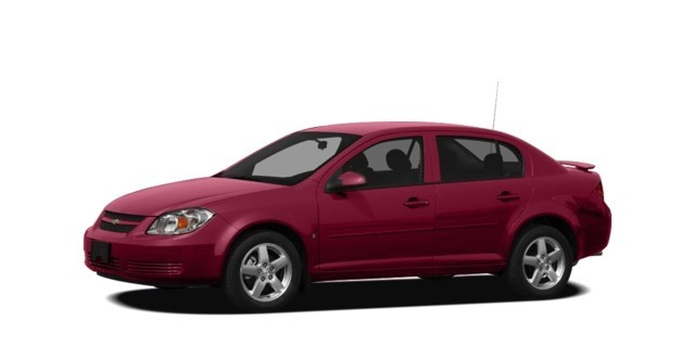 2009 Chevrolet Cobalt Sport Red Tint-Coat [Red]