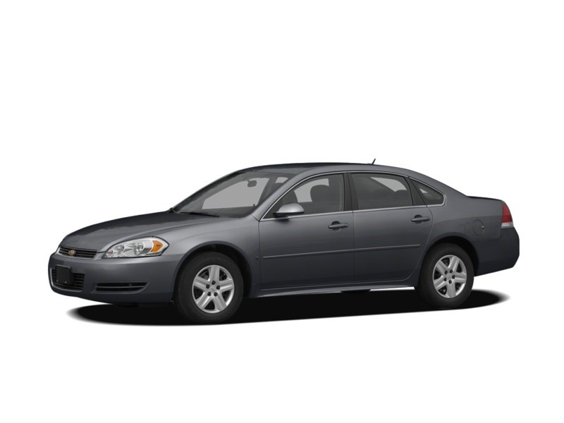 2010 Chevrolet Impala LT Cyber Grey Metallic  Shot 1