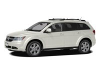 2010 Dodge Journey SXT **7 PASSENGER AUT0 AIR CRUISE** Stone White Clearcoat  Shot 2