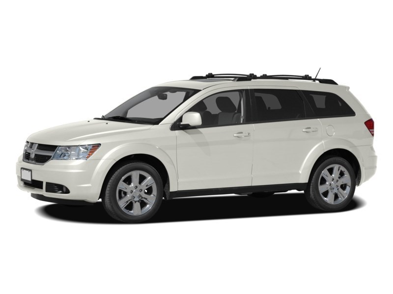 2010 Dodge Journey SXT **7 PASSENGER AUT0 AIR CRUISE** Stone White Clearcoat  Shot 1