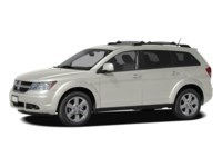2010 Dodge Journey SXT **7 PASSENGER AUT0 AIR CRUISE** White Gold Clearcoat  Shot 4