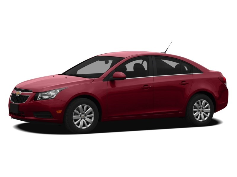 2012 Chevrolet Cruze LT Turbo Crystal Red Tintcoat  Shot 1