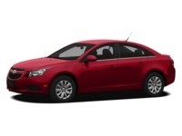 2012 Chevrolet Cruze LT Turbo Victory Red  Shot 3