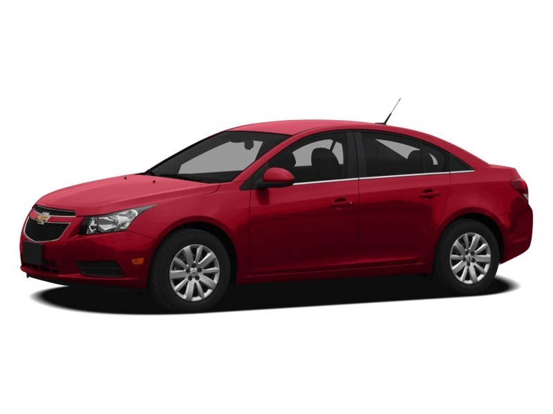 2012 Chevrolet Cruze LT Turbo Victory Red  Shot 4