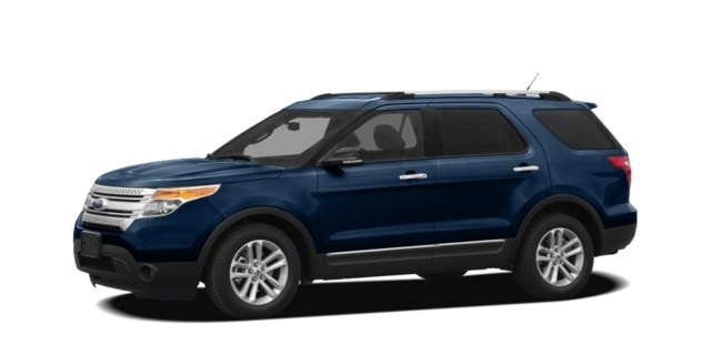 2012 Ford Explorer Dark Blue Pearl [Blue]