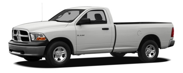 2012 RAM 1500 Bright White Clearcoat [White]