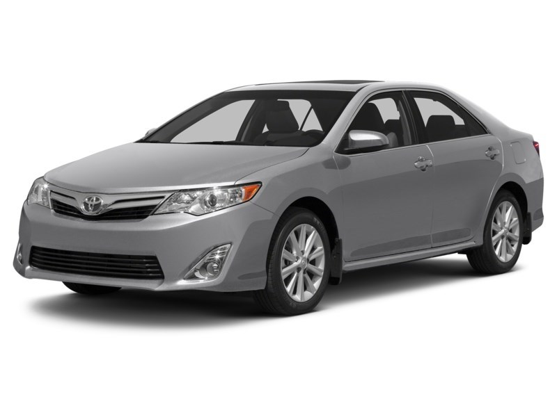 2012 Toyota Camry LE Classic Silver Metallic  Shot 8