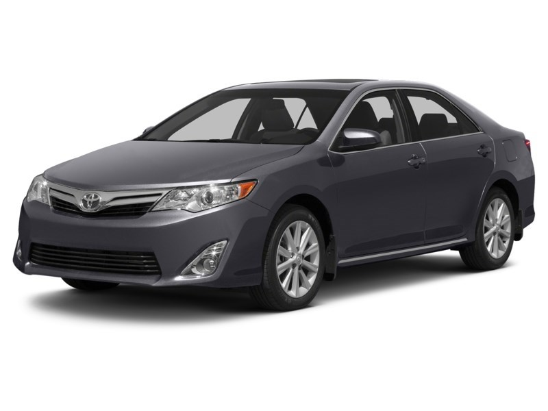 2012 Toyota Camry LE Cosmic Grey Mica  Shot 1