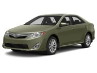 2012 Toyota Camry LE Cypress Pearl  Shot 4