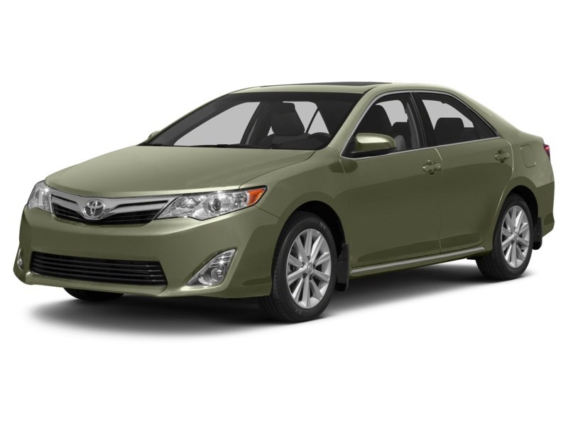 2012 Toyota Camry LE Cypress Pearl  Shot 3