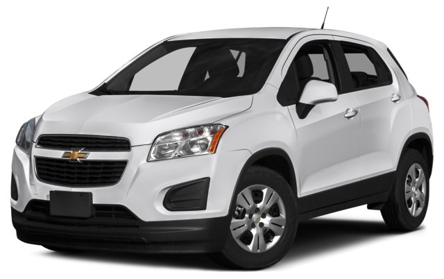 2013 Chevrolet Trax Summit White [White]