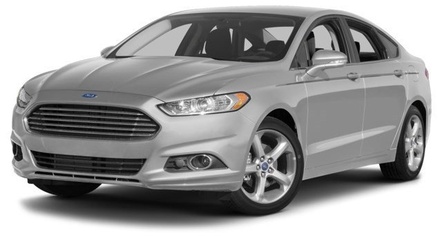 2014 Ford Fusion Ingot Silver [Silver]