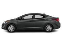 2014 Hyundai Elantra GL Harbour Grey Metallic  Shot 3