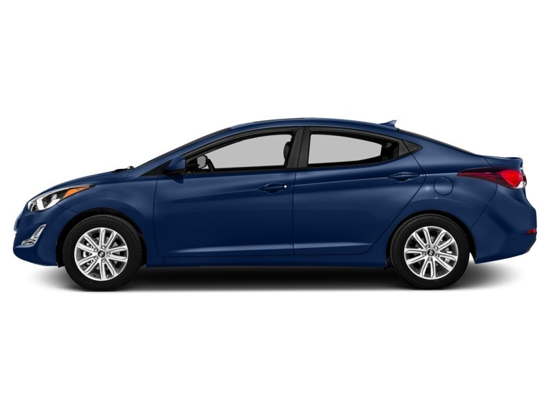 2016 Hyundai Elantra GLS Windy Sea Blue Pearl Metallic  Shot 3