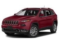 2016 Jeep Cherokee Limited Deep Cherry Red Crystal Pearl  Shot 1